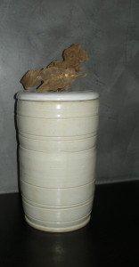 pot ou vase bois flotté